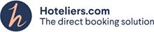 Logo of Hoteliers.com