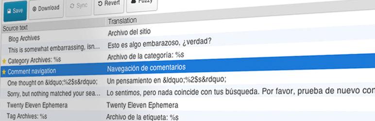 Loco Translate Plugin Cover