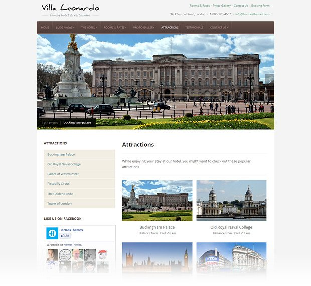leonardo-wordpress-theme-attractions