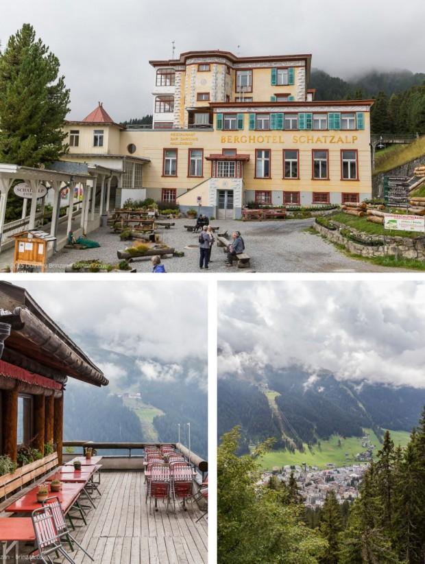 Photos of Schatzalp Hotel in Davos, Switzerland