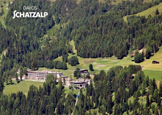 Photo of Schatzalp Hotel in Davos, Switzerland