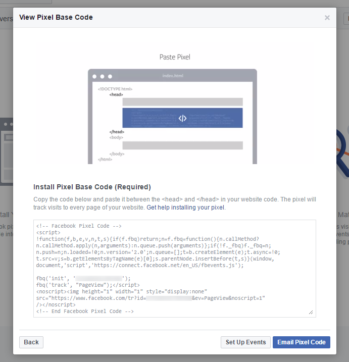 How to Add the Facebook Retargeting Pixel to Your Website